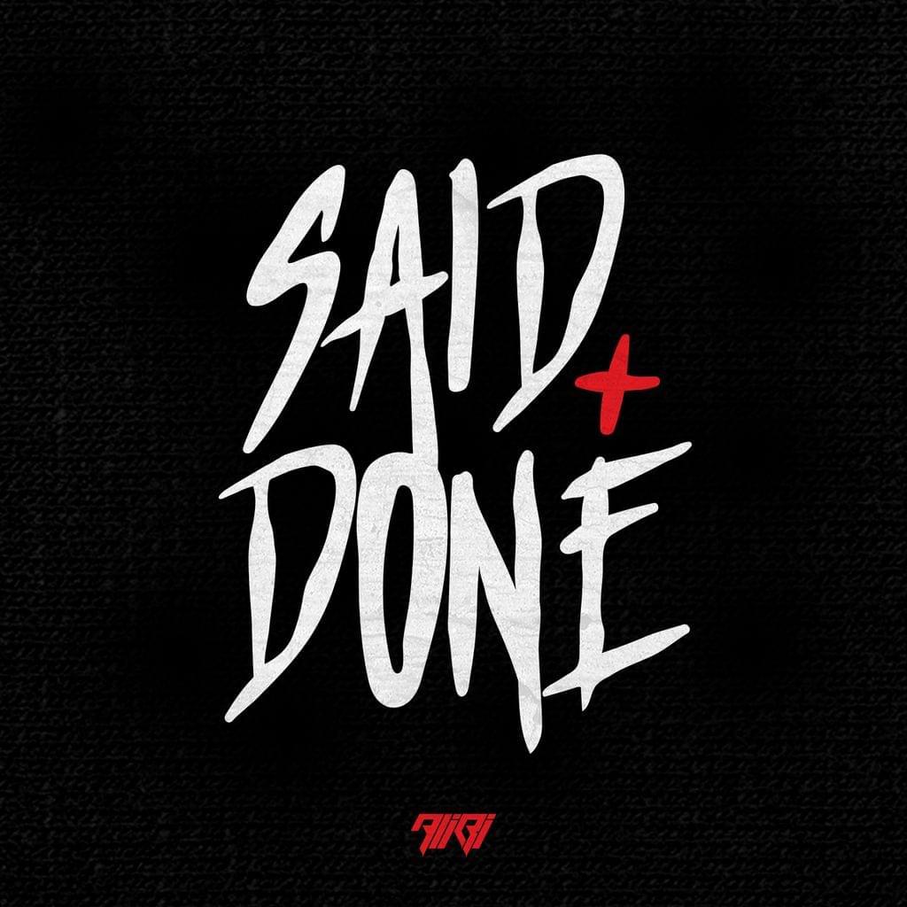 Said + Done LP