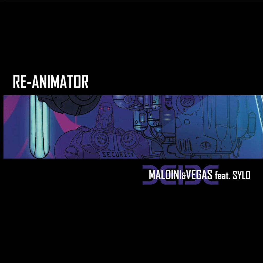BT001 - Maldini & Vegas feat. Sylo - Re-Animator