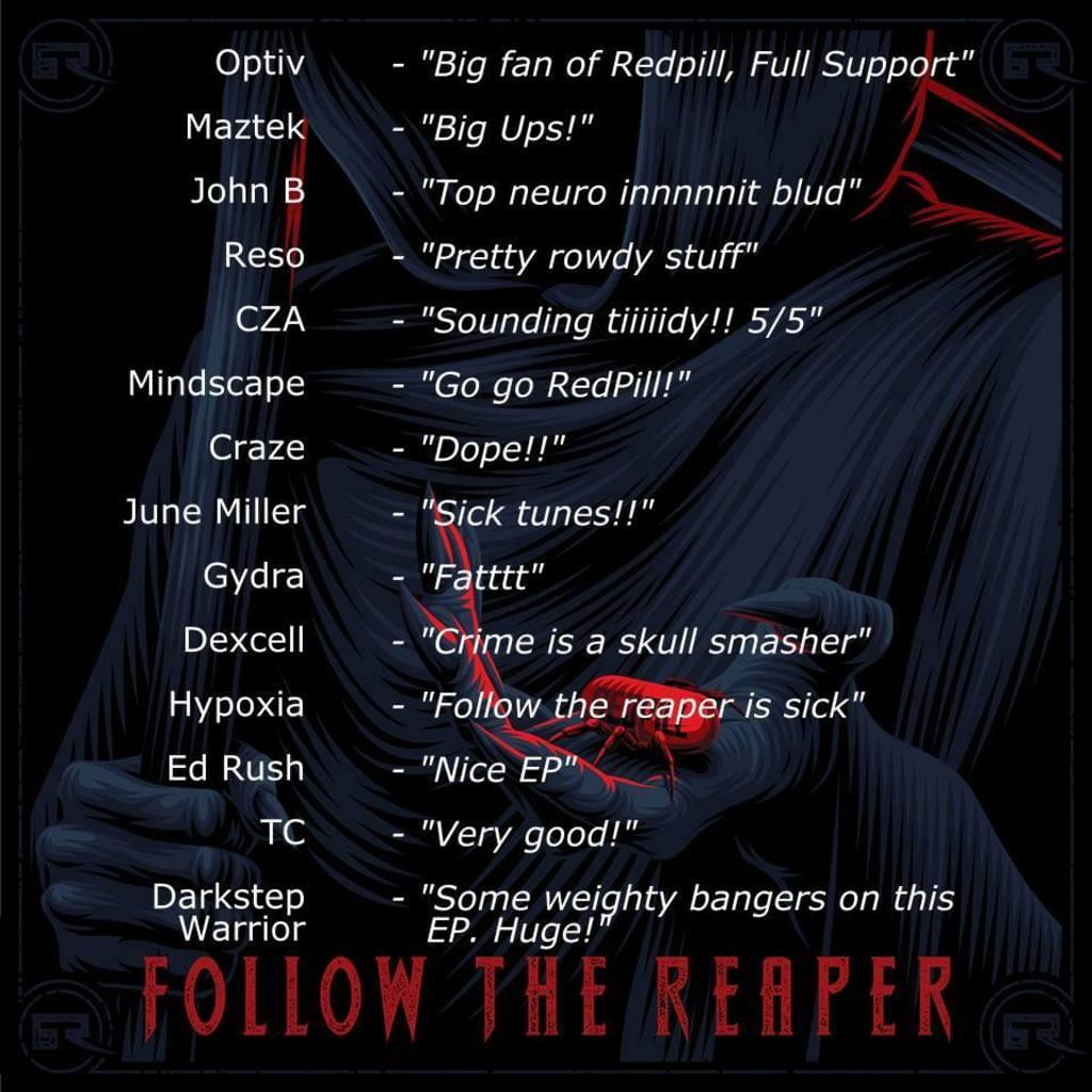 RedPill - Follow The Reaper