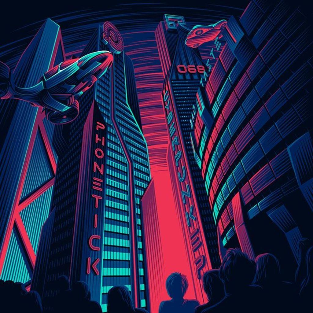 PHONETICK - Cyberpunk EP