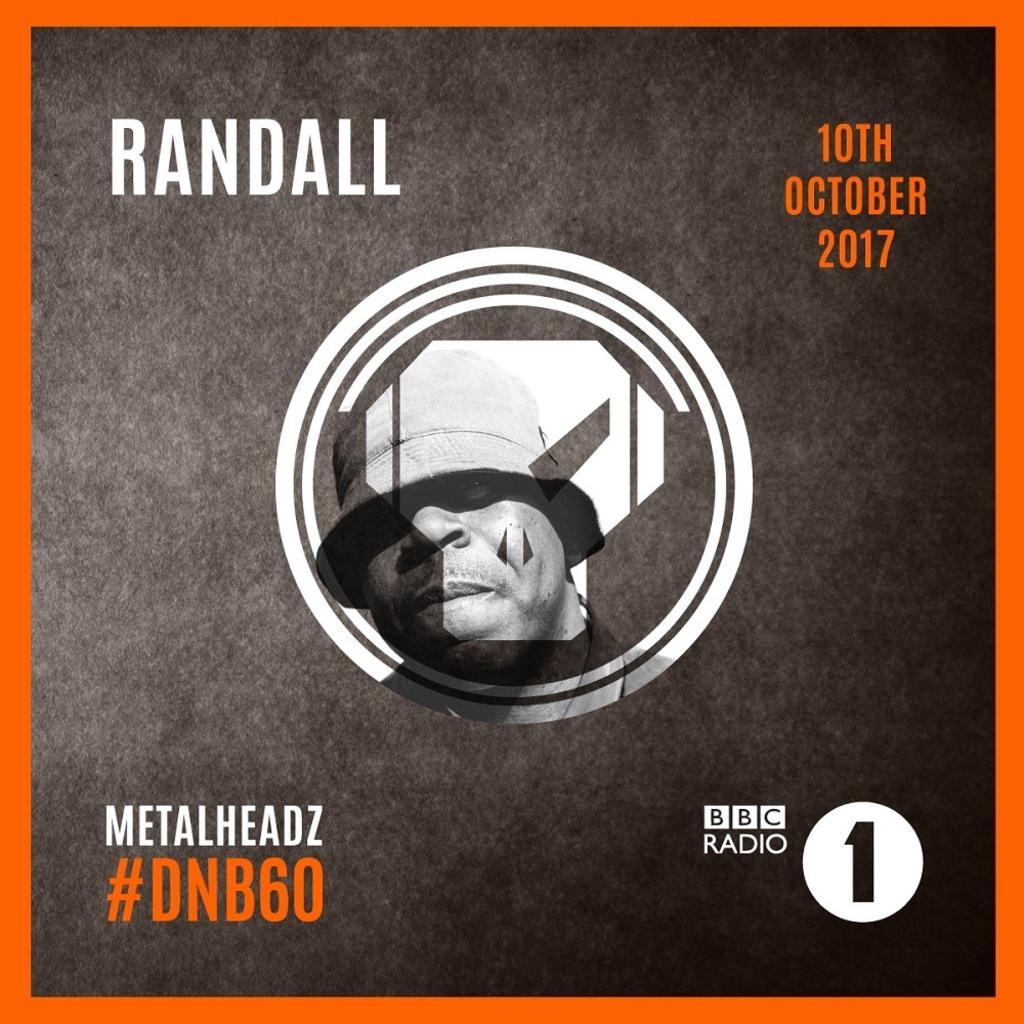 Randall - DNB60 on BBC Radio 1