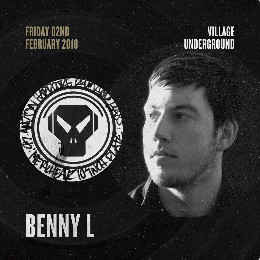 Benny L - Promo Mix - Metalheadz London
