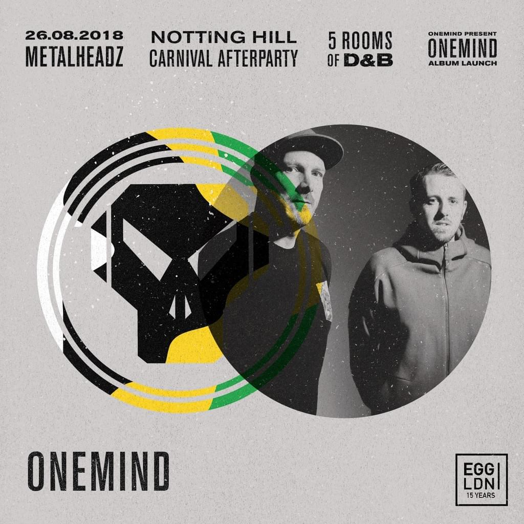 OneMind - Metalheadz London - Promo Mix