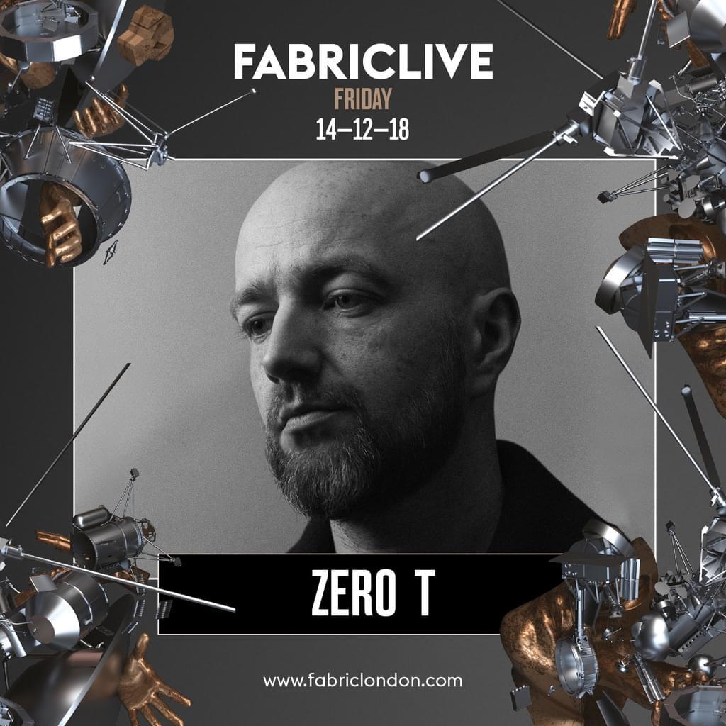 Zero T - FABRICLIVE x Metalheadz Promo Mix