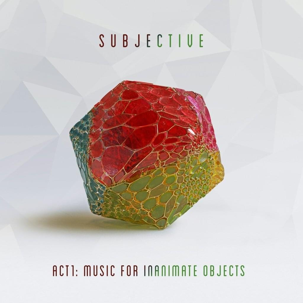 Goldie releases Subjective album with James from Ulterior Motive