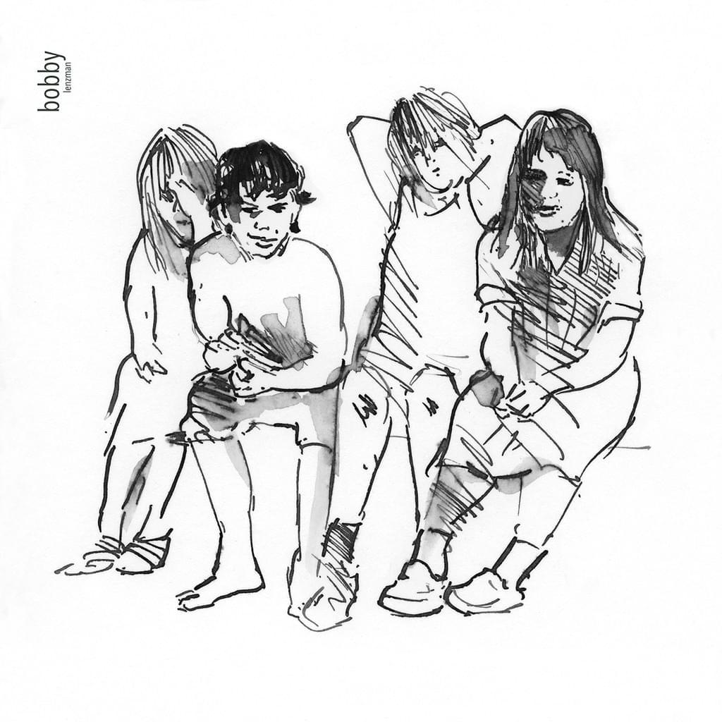 Lenzman - Bobby LP