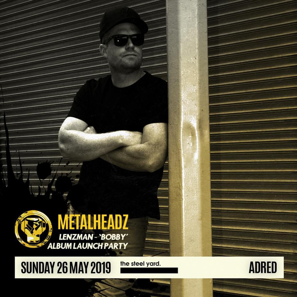 Adred - Promo Mix - Metalheadz London