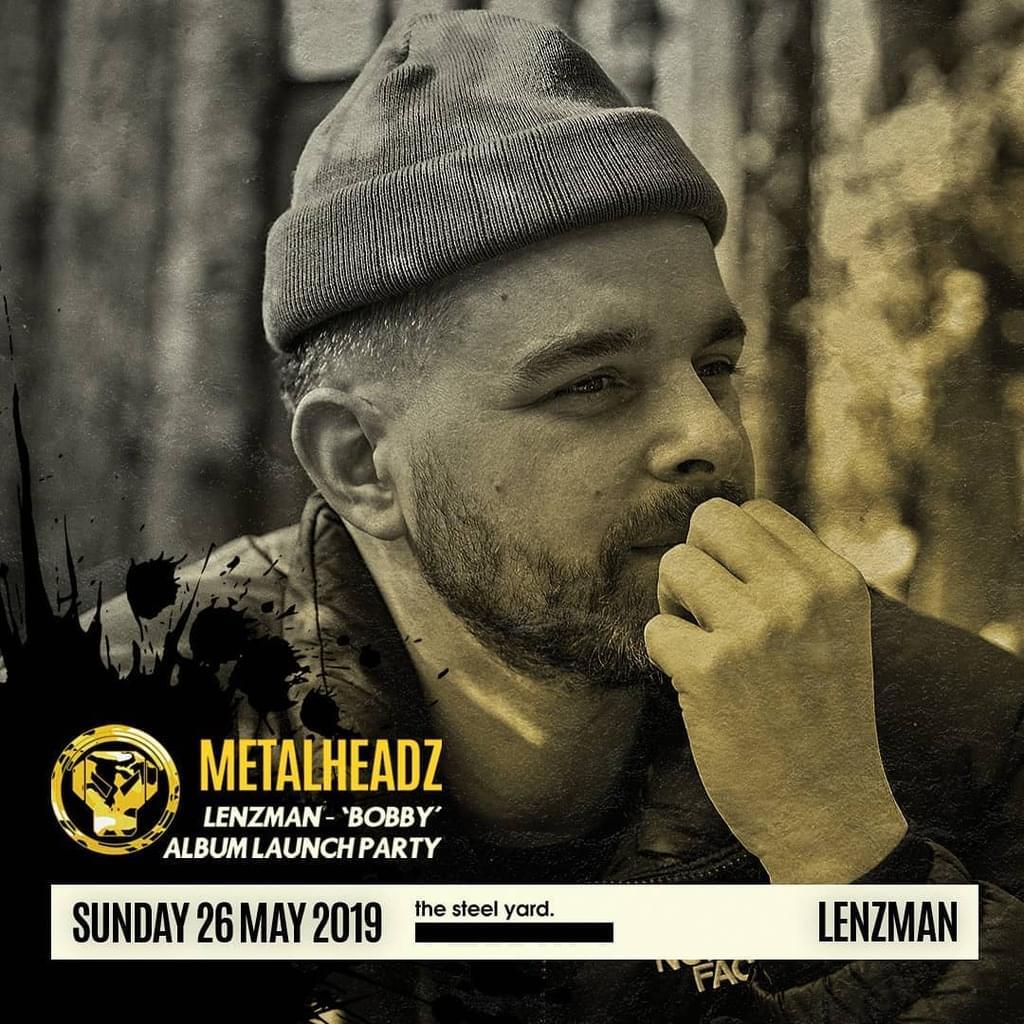 Lenzman - 'Old Soul' Promo Mix - Metalheadz London