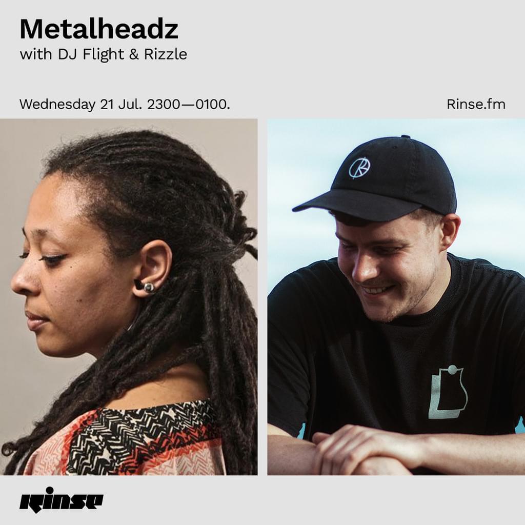 Rinse FM - July 2021 - DJ Flight & Rizzle