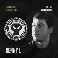 Benny L - Promo Mix - Metalheadz London