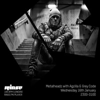 Rinse FM - January 2019 - Agzilla & Grey Code