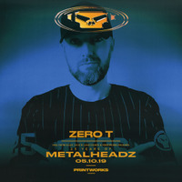 Zero T - 25 Years of Metalheadz - Promo Mix