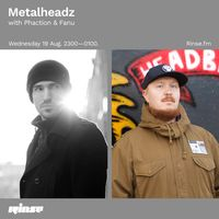 Rinse FM - August 2020 - Phaction & Fanu