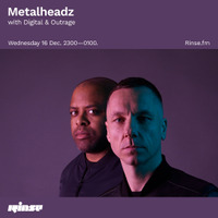 Rinse FM - December 2020 - Digital & Outrage