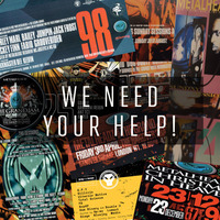 We need your help!