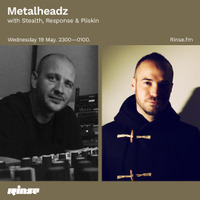 Rinse FM - May 2021 - Stealth, Response & Pliskin