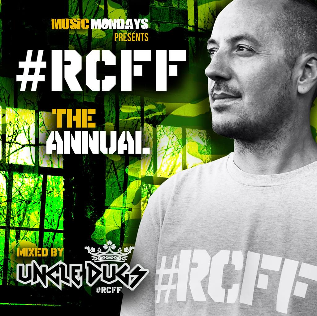 ** PRE ORDER TODAY **  #RCFF The Annual Mixed by Uncle Dugs