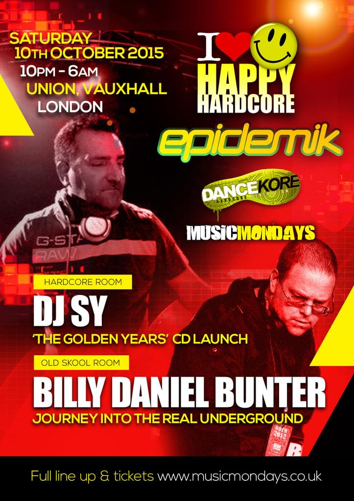 DJ Sy Golden Years CD Launch