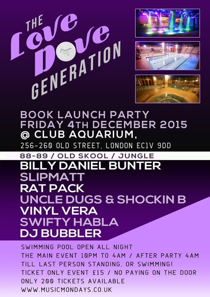 The Love Dove Generation Book Launch Party