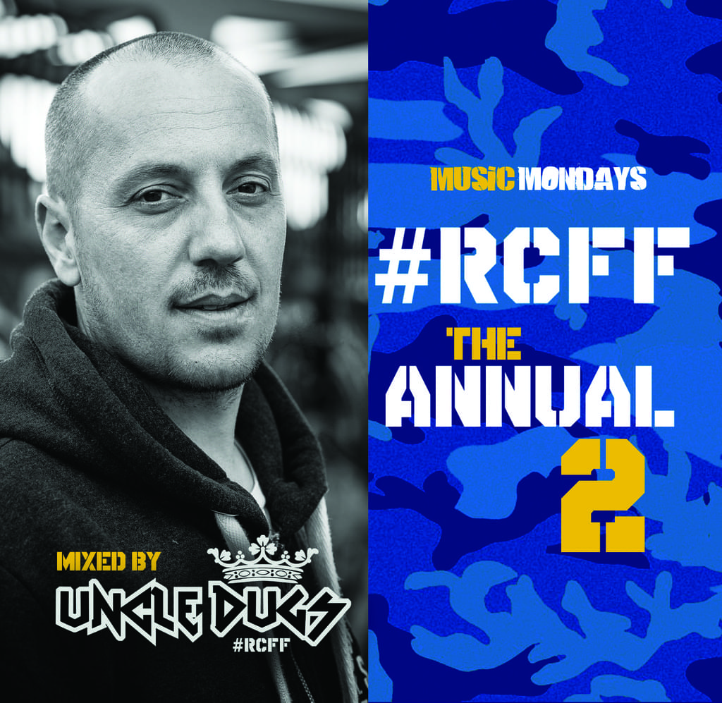#RCFF THE ANNUAL MIXED BY UNCLE DUG'S CD OUT NOW
