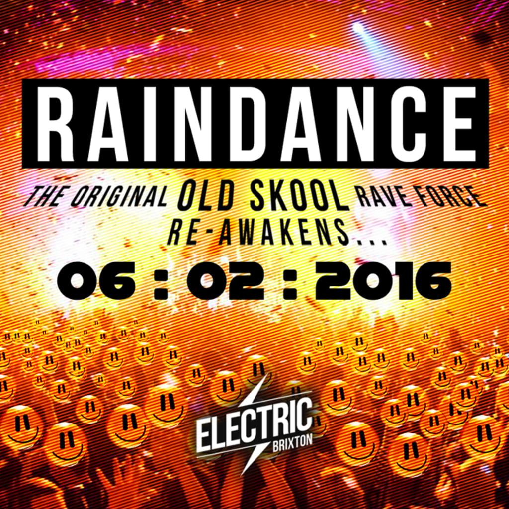 Raindance - 1 week to go