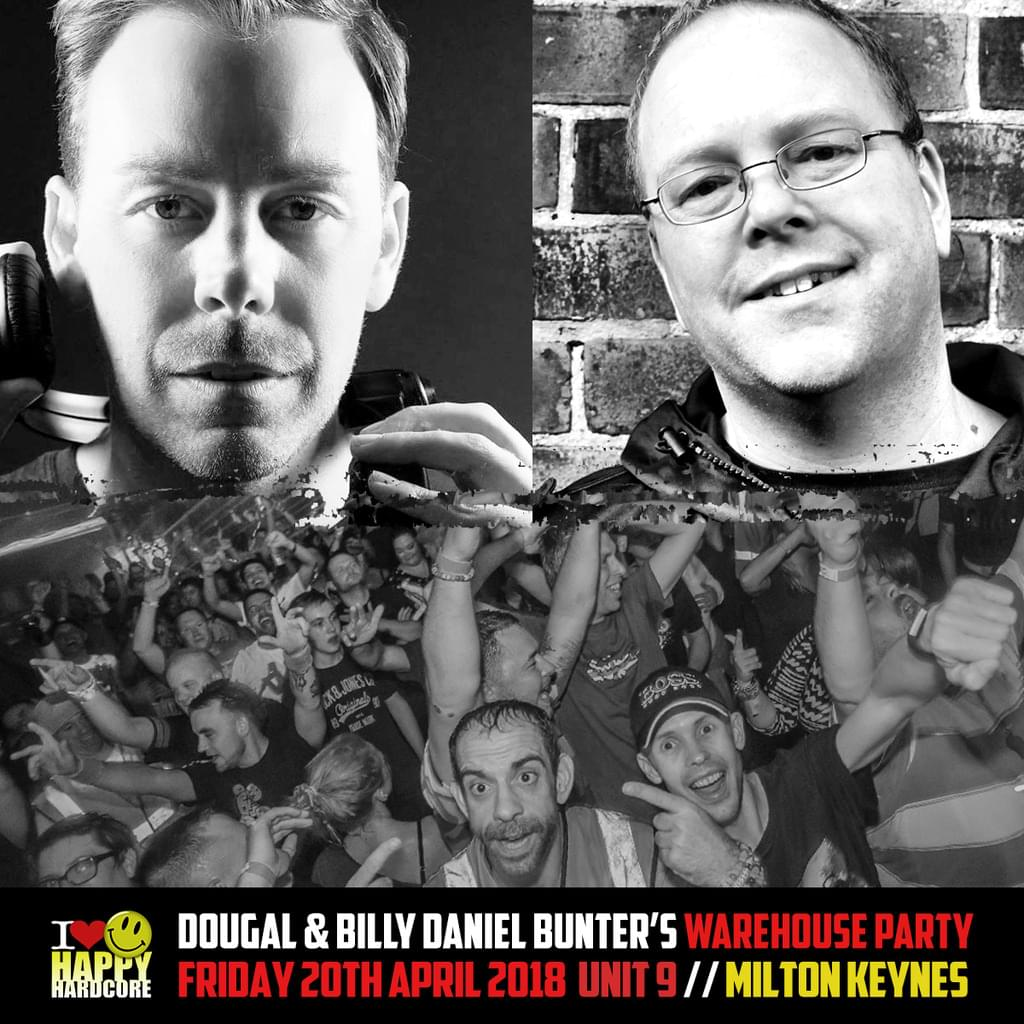 Dougal & Billy Daniel Bunter All Night Long