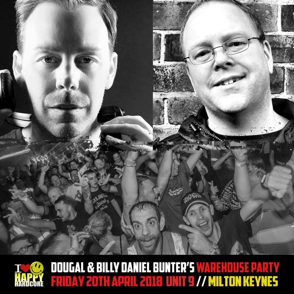 Dougal & Billy Daniel Bunter All Night Long