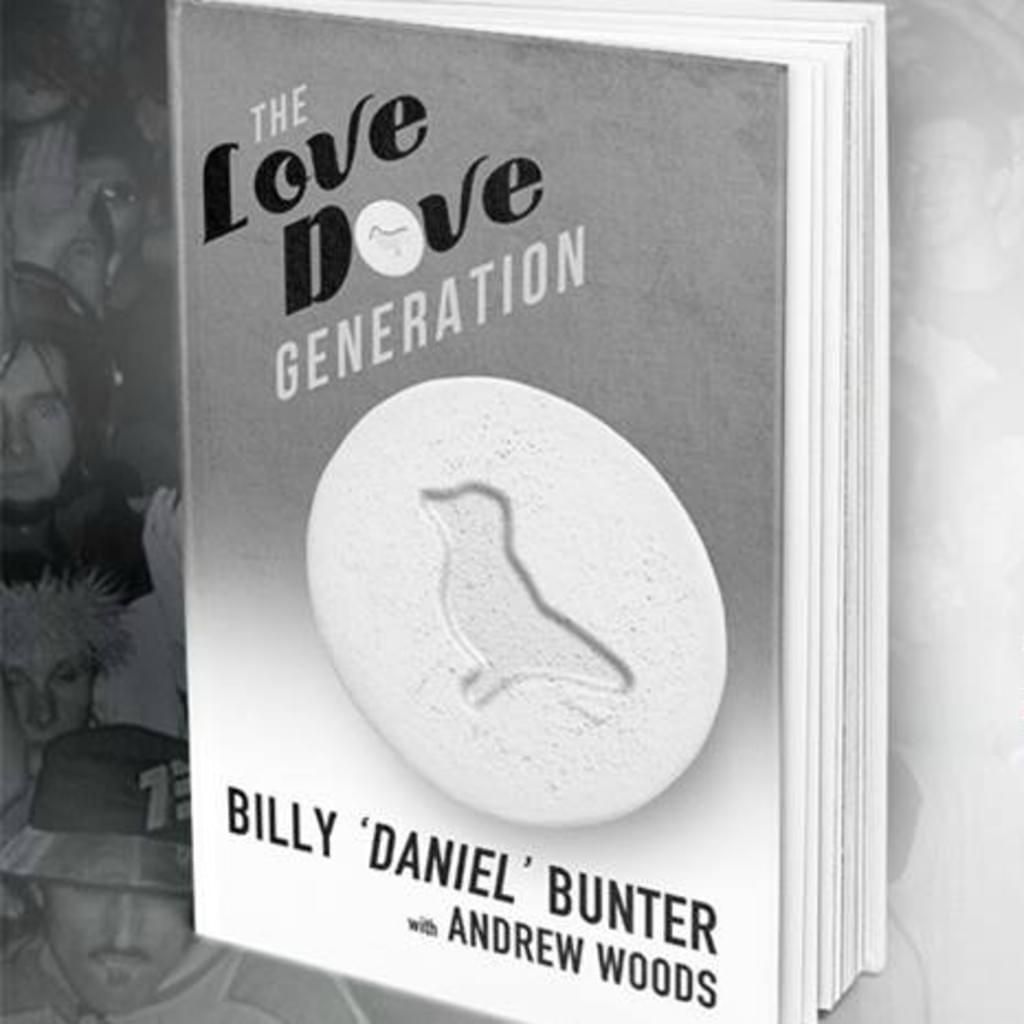 THE LOVE DOVE GENERATION - Re-Stock
