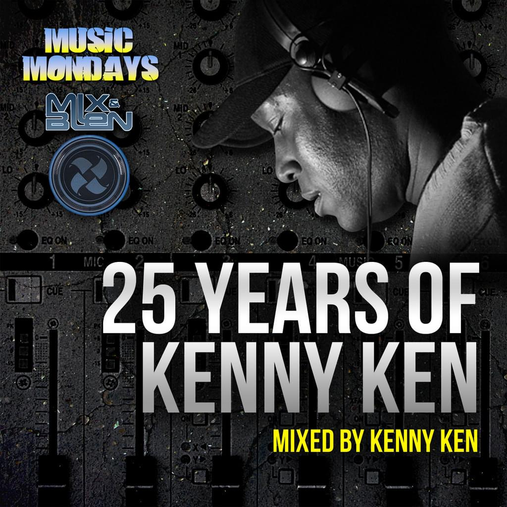 Pre Order your copy of Kenny Ken's double CD today