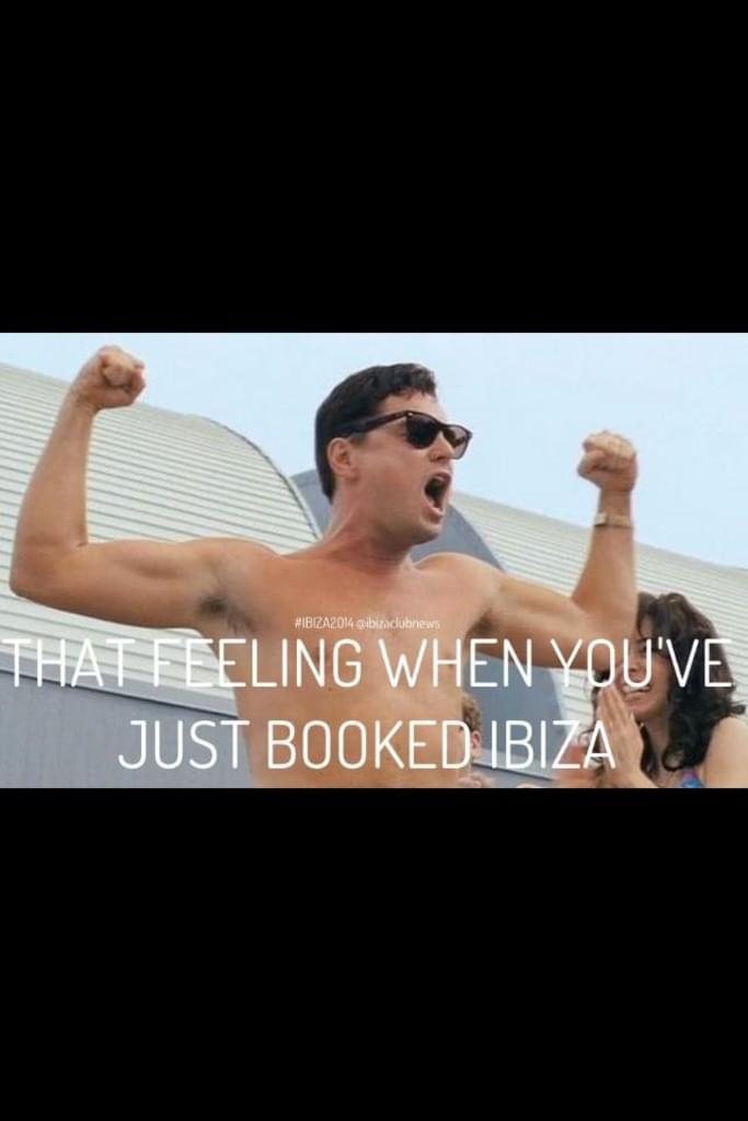 Party in Ibiza Oldskool Style - Get 10% off your booking