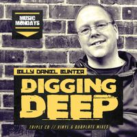 BILLY DANIEL BUNTER - DIGGING DEEP
