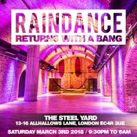 Raindance returns with a Bang!
