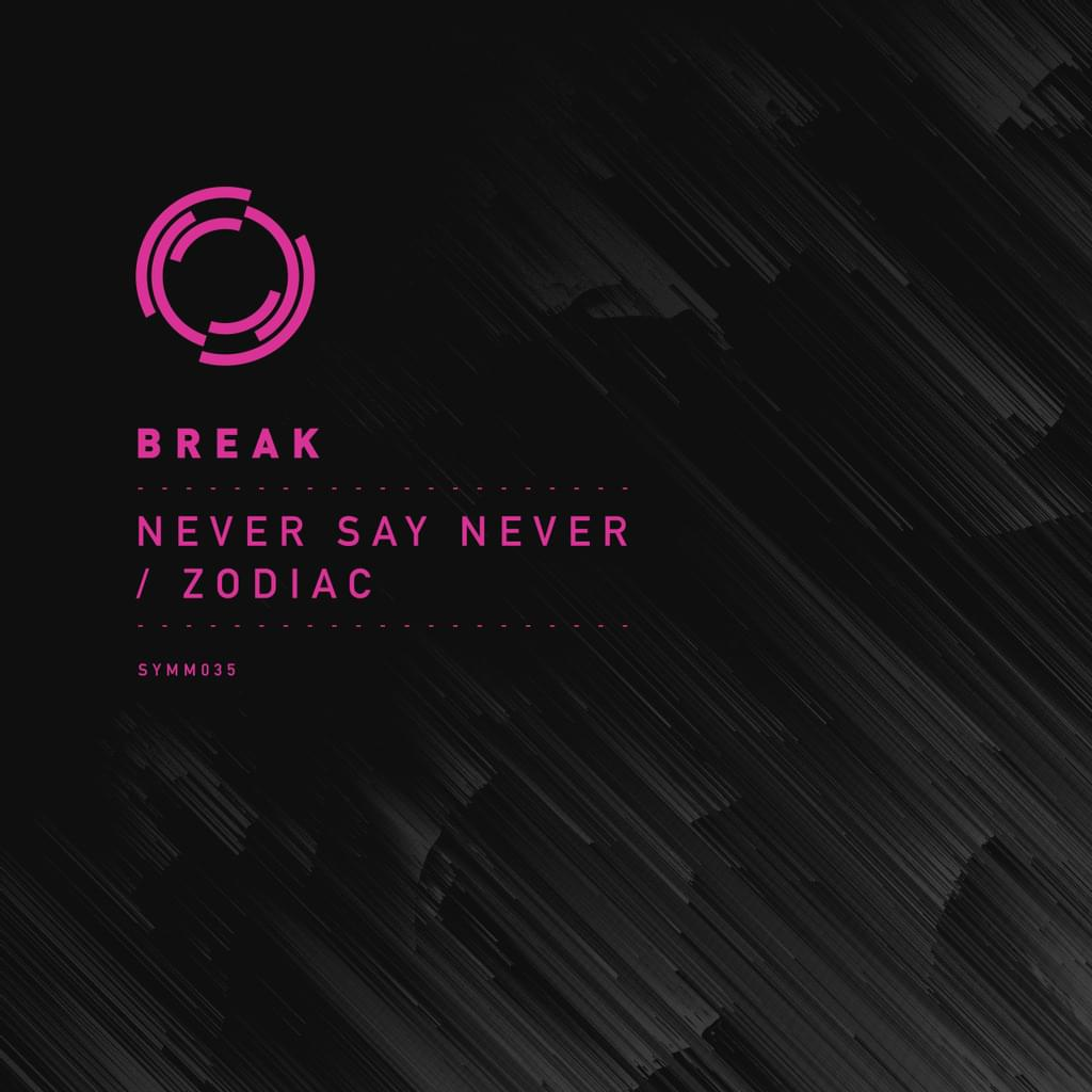 Break - Never Say Never / Zodiac