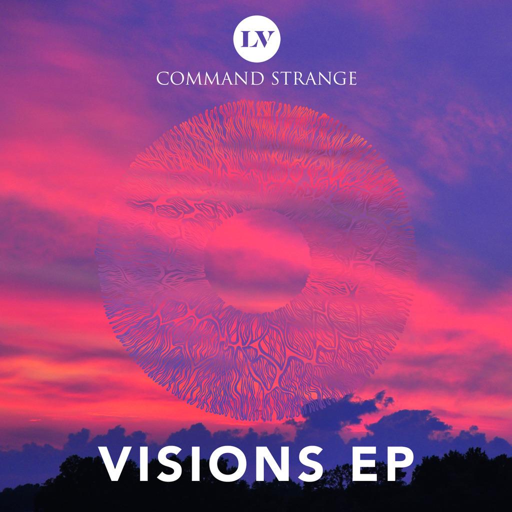 COMMAND STRANGE - VISIONS EP  [LIQUID V]