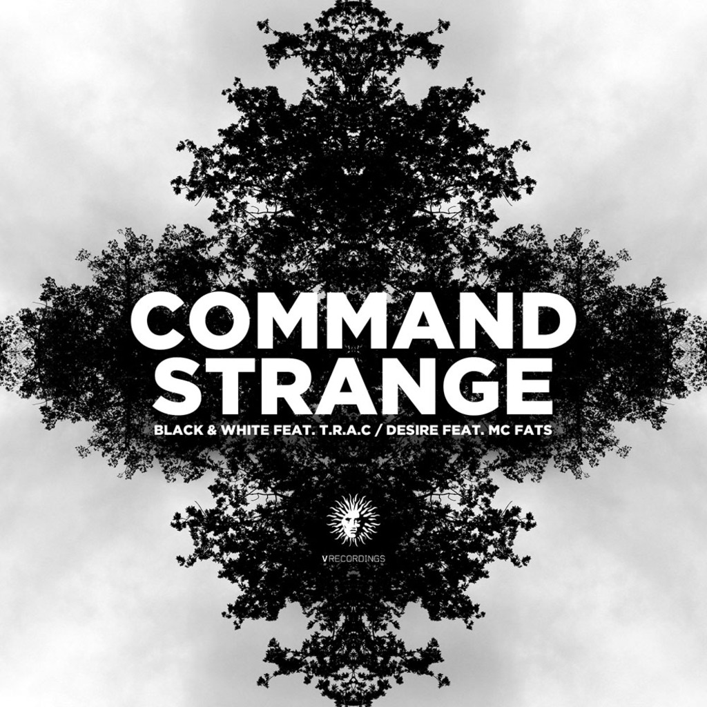 Command Strange - Black & White [V Recordings]