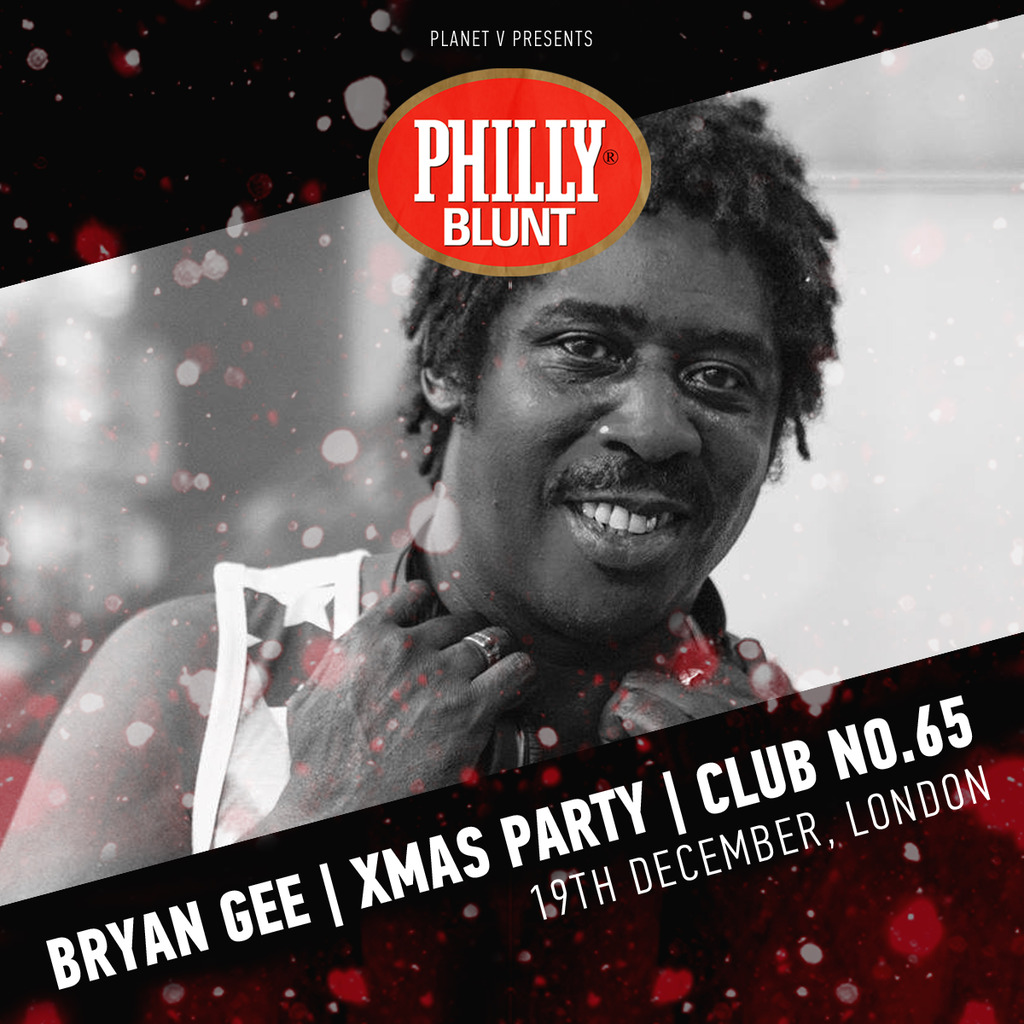 PHILLY BLUNT XMAS PARTY