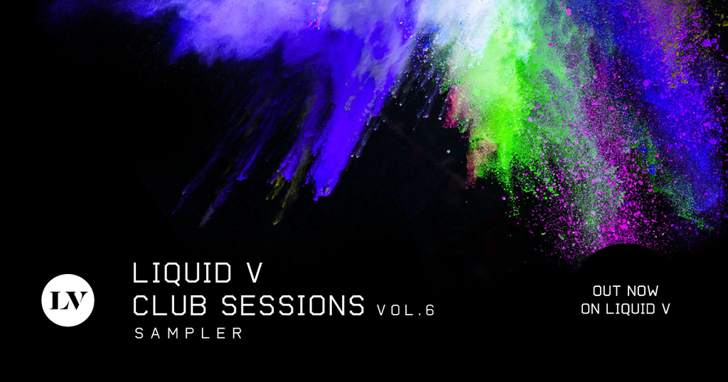 Liquid V Club Sessions 6 Sampler