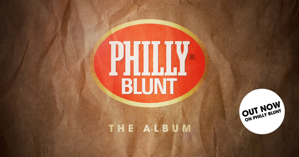 The debut Philly Blunt album has landed!