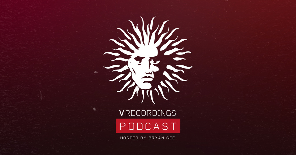 V Recordings Podcast 043 - Hosted by Bryan Gee
