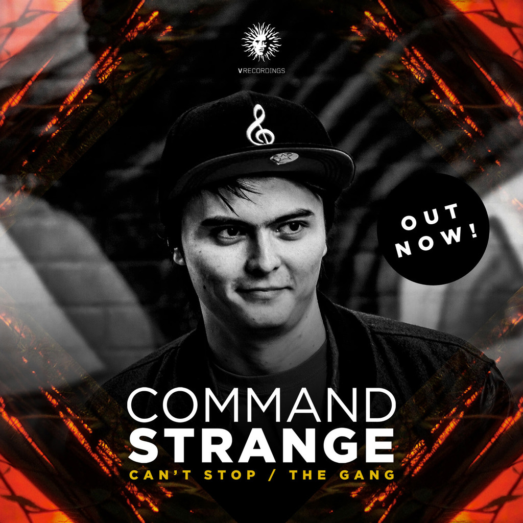 Command Strange Can't Stop