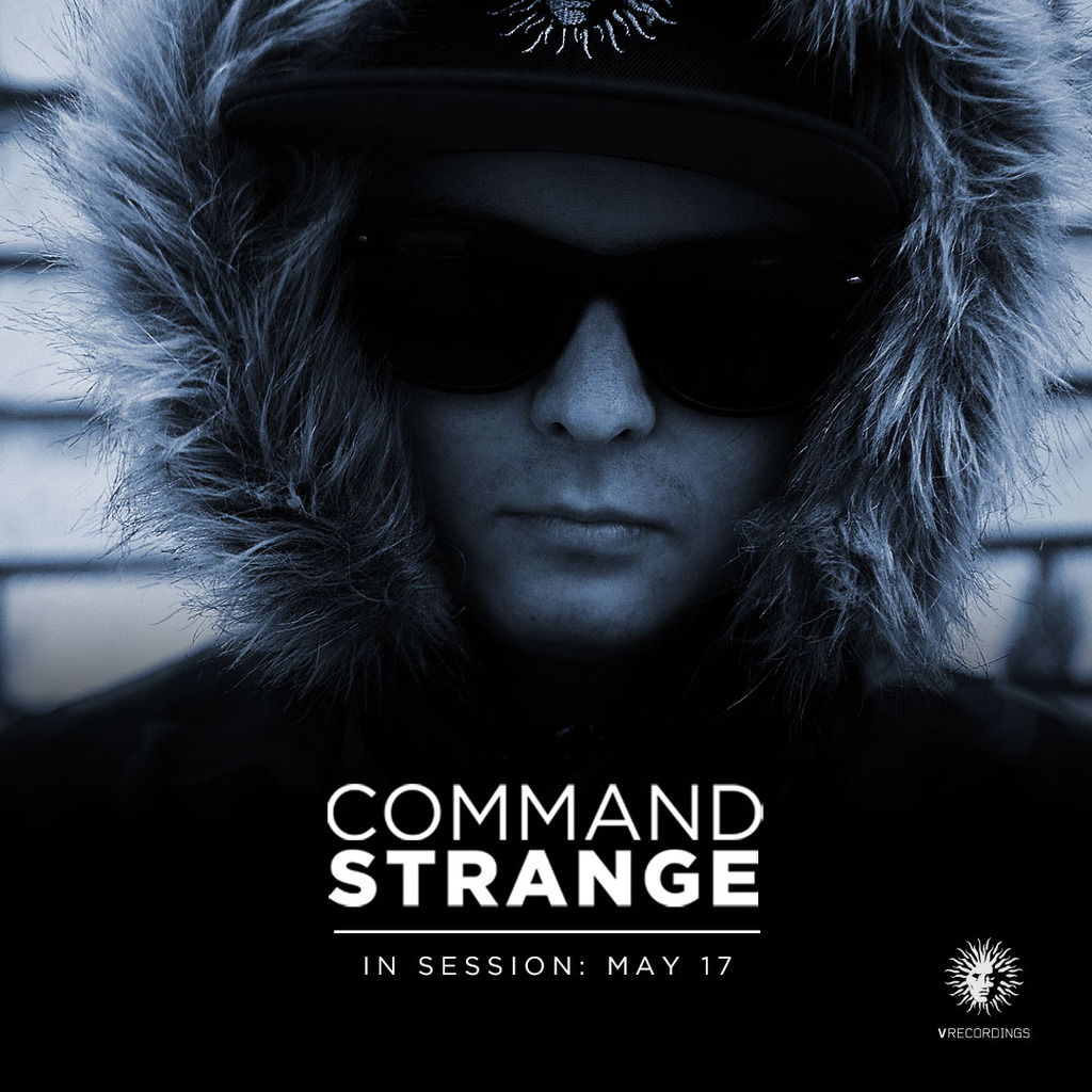 Command Strange feat. Deefa MC - In Session May 2017