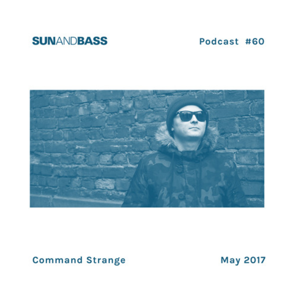COMMAND STRANGE SUNANDBASS PODCAST