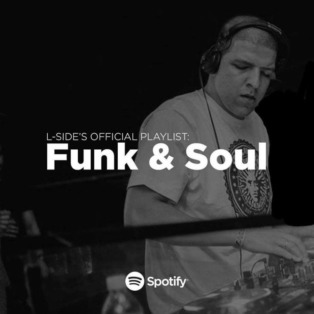 L-Side's Funk & Soul Playlist
