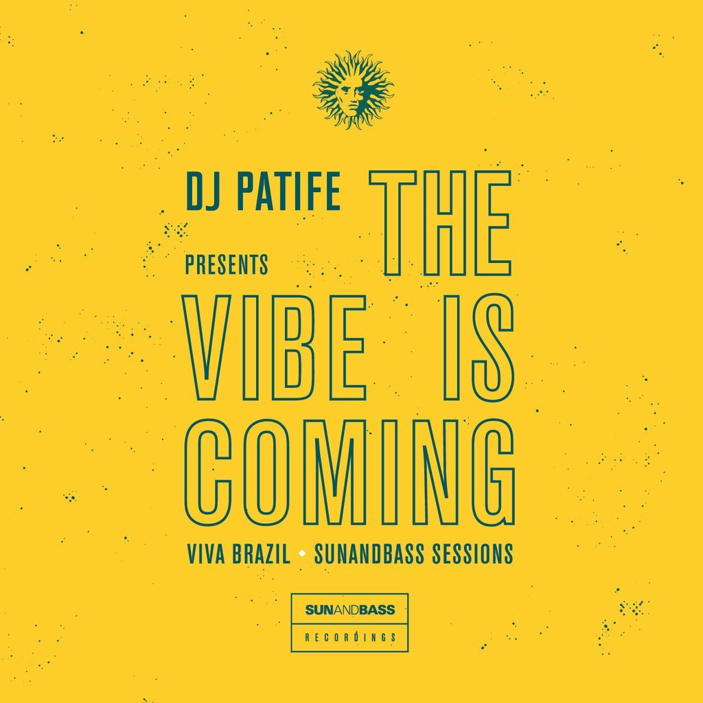 The Vibe Is Coming - V team up with SUNANDBASS & DJ PATIFE