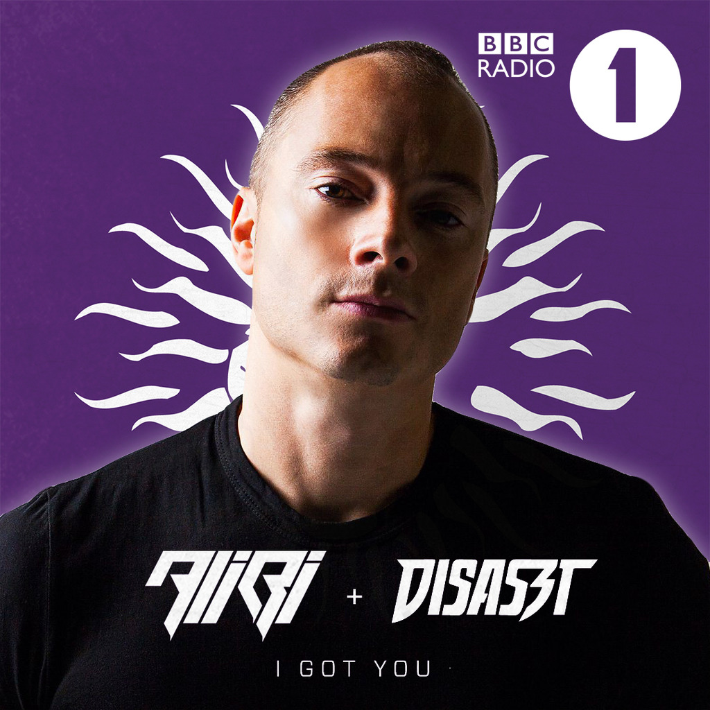 Alibi & Disaszt - I Got You - Fricton Radio Rip