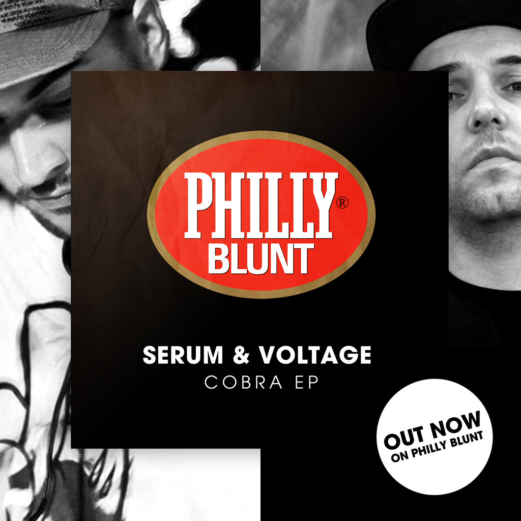 Serum & Voltage - Cobra EP [Philly Blunt]