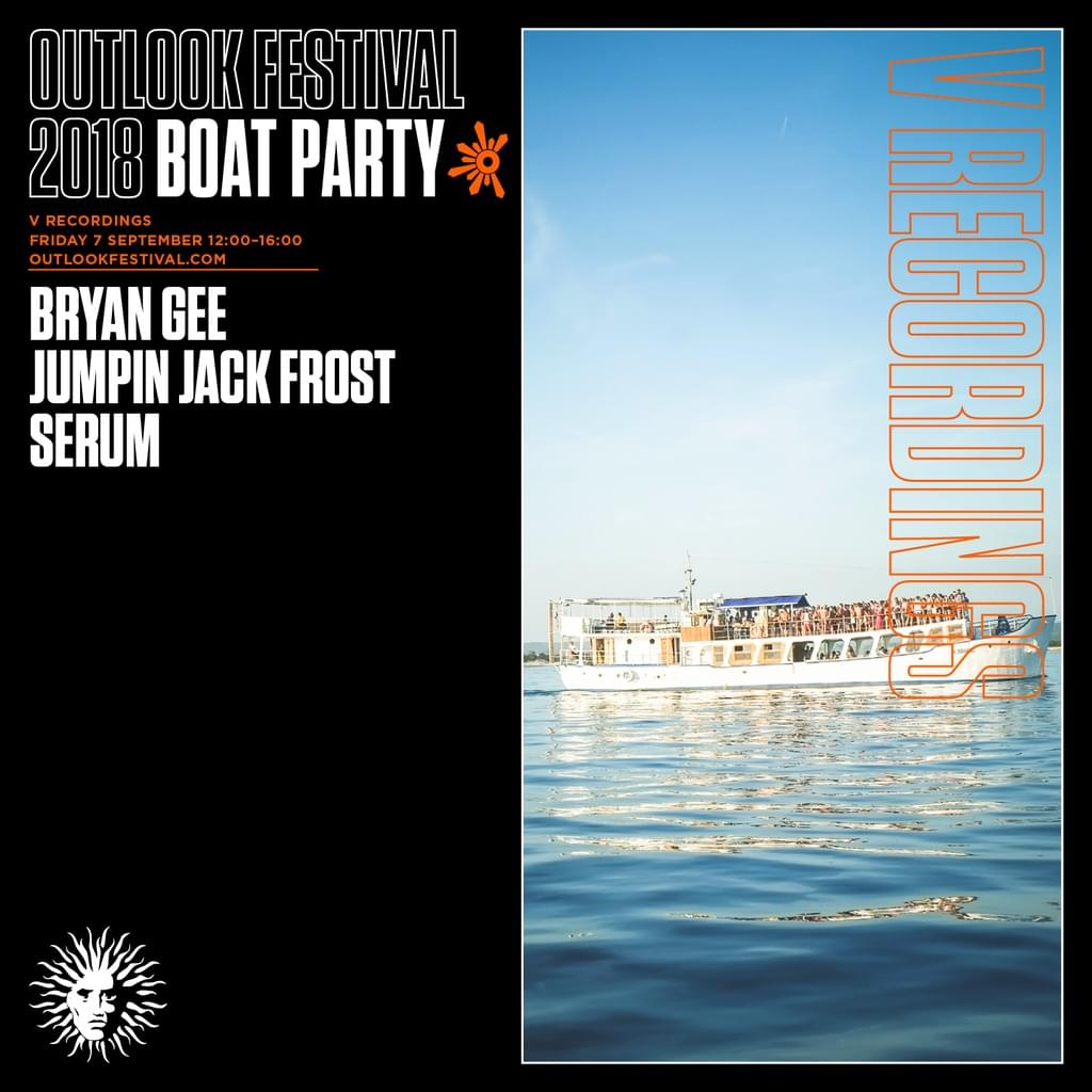 25 Years Of V Recordings Boat Party