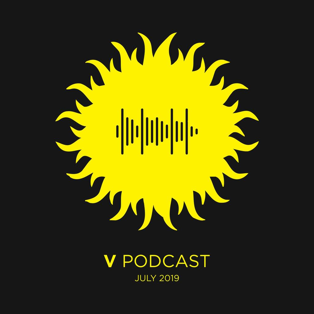 V Recordings Podcast 079 - July 2019