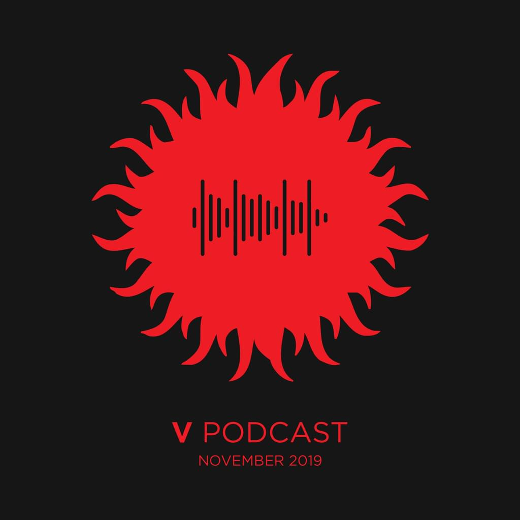 Novembers edition of the V Recordings Podcast