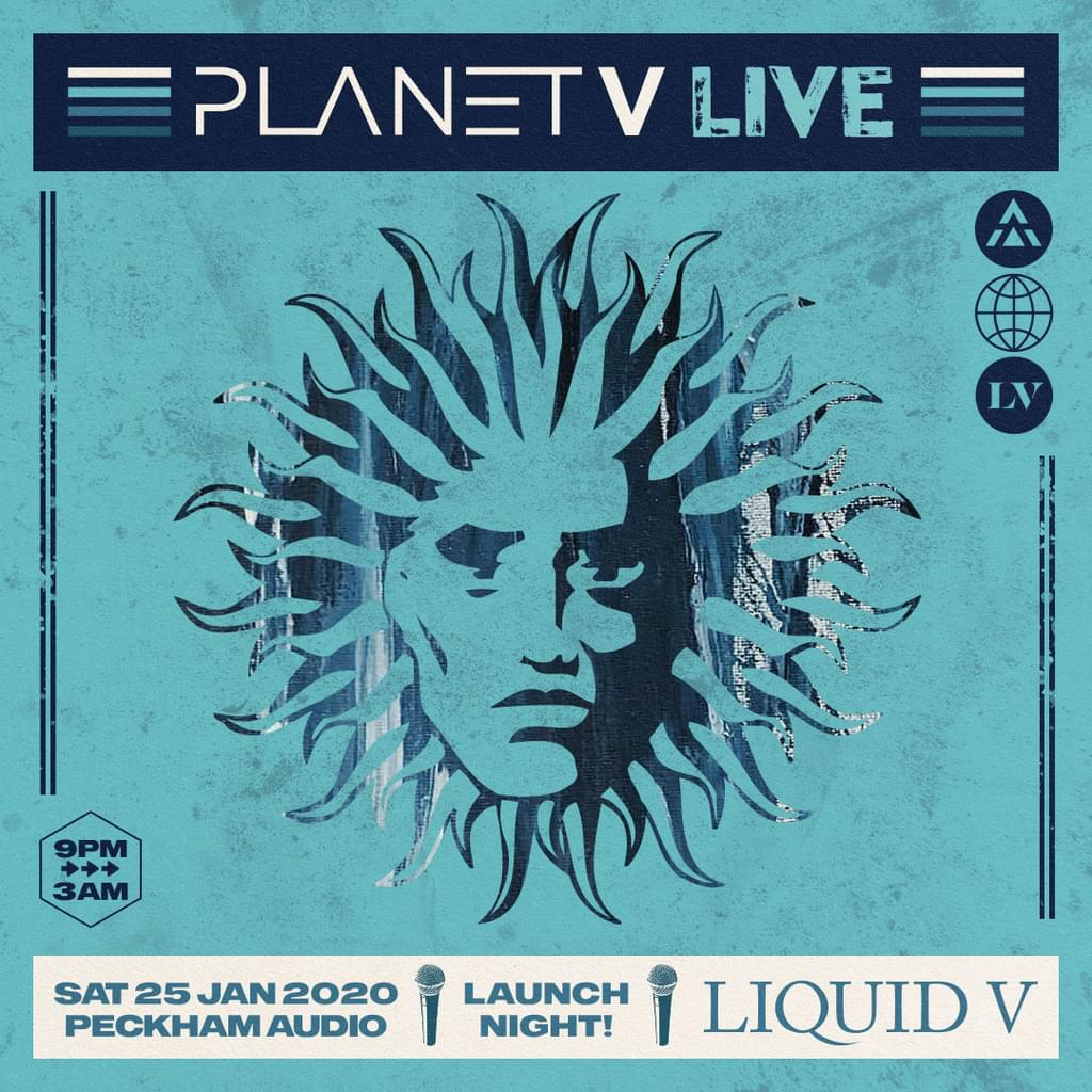 Planet V Live - Launch Night: Liquid V